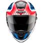 Mobile Preview: Caberg Helm Drift Evo Gama matt-weiß/fluo-rot-blau
