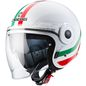 Mobile Preview: Caberg Helm Uptown Chrono Italia weiß/rot-grün