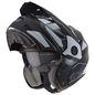Mobile Preview: Caberg Helm Tourmax Marathon matt-schwarz/weiß