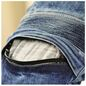 Mobile Preview: Trilobite Jeans Micas Urban Damen blau - L32