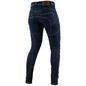 Mobile Preview: Trilobite Jeans Allshape Damen blau, Fine Fit - L32