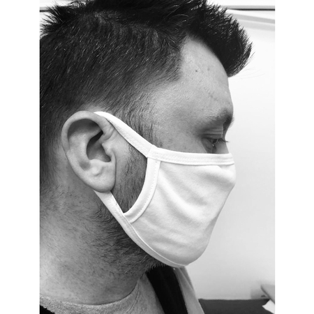 HAD MSB Mask white (Adult)