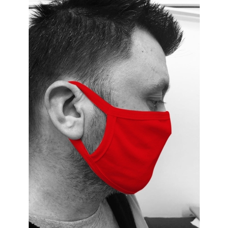 HAD MSB Mask red (Adult)