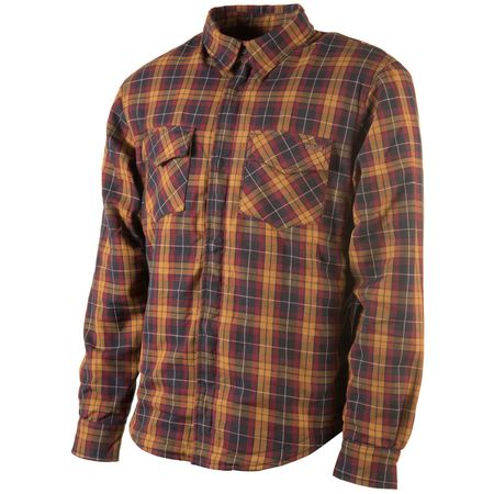 Trilobite Shirt Timber 2.0 Herren orange